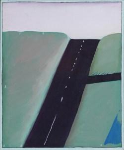 Fot.2. Stanisław Fijałkowski, Autostrada XIII, 73x60,3cm, 1974,