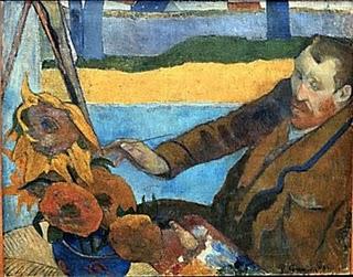 Paul Gauguin, Portret Van Gogha
