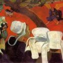 Deszczowy raj Paula Gauguina