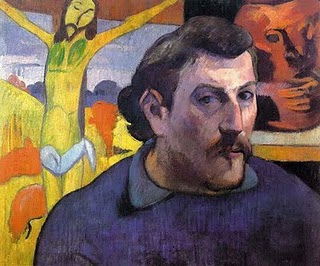 Paul Gauguin, Autoportret