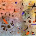 joan miro. constellation. gwiazda poranna
