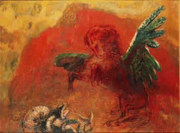 images/stories/odilon redon pegas i w 1907 olej na tekturze 47x63cm otterlo kroller-muller museum.jpg