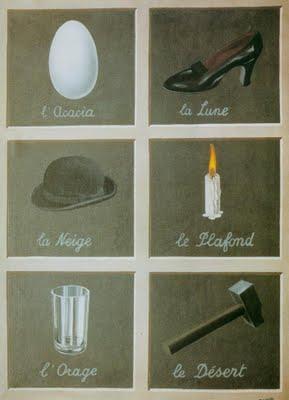 fot.5. Rene Magritte, Sennik, 1930