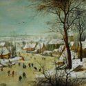 Obraz Pietera Brueghela Młodszego w Muzeum Narodowym we Wrocławiu