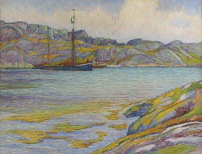Karl Nordstrom - Batar vid klippa