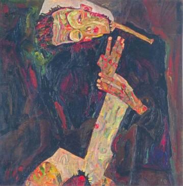 Egon Schiele, Poeta, 1911 rok