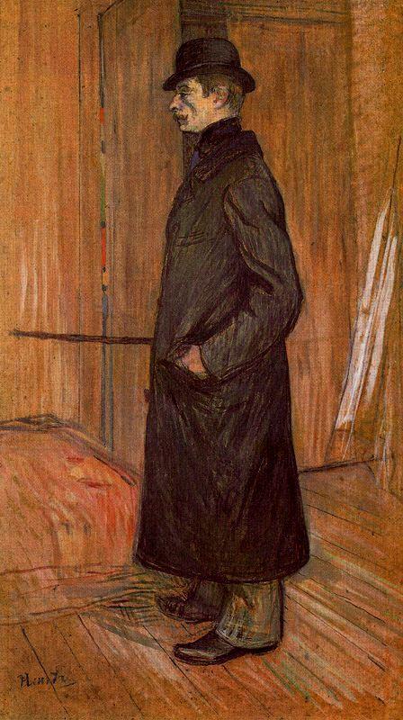 Henri de Toulouse-Lautrec, Gaston Bonnefoy, 1891 rok
