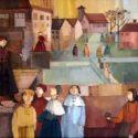 Nieznośna lekkość bytu – o malarstwie Małgorzaty Rozmarynowskiej
