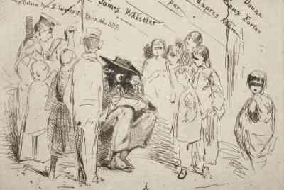 Whistler, grafika 3