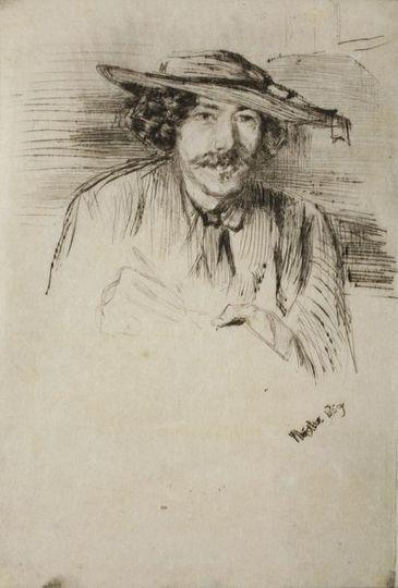 Whistler, grafika 2