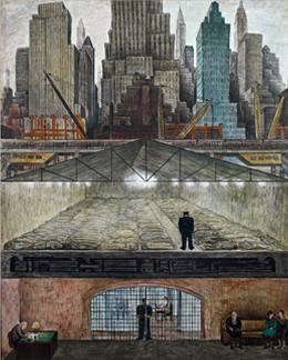 D. Rivera, Diego Rivera, Frozen Assets, 1931–1932