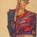 Egon Schiele – wystawa w Guggenheim w Bilbao