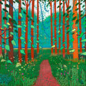 """David Hockney: Bigger Picture"""
